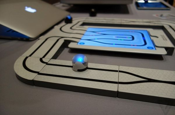 Multi-Surface Robotic Game Pieces