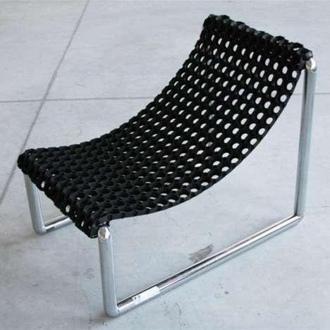 DIY Industrial Seating