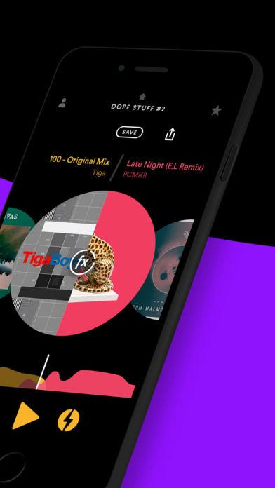 Beat-Matching DJ Apps