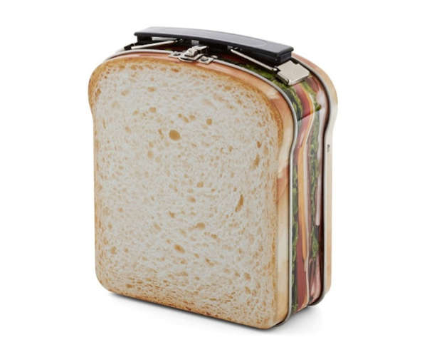 Pack to School Sandwich Box