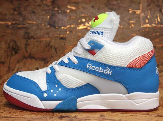 Packer Shoes Reebok Court