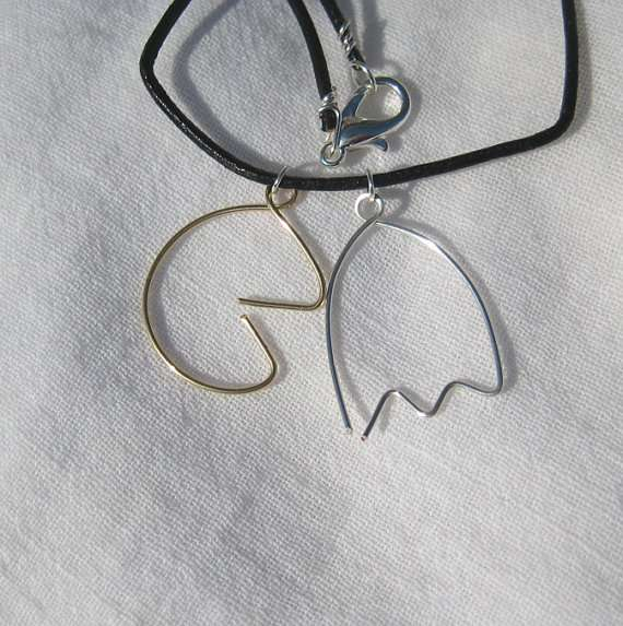Minimalist Gamer Jewelry