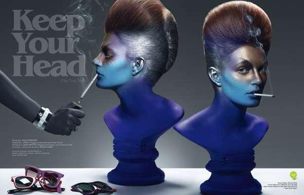 Smoking Chromatic Busts