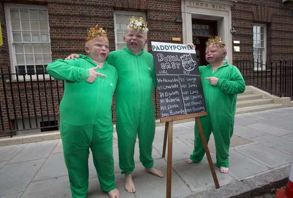 Paddy Power Royal Babies