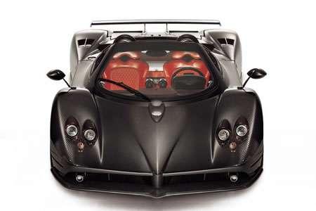 Pagani Zonda F, the World's Most Expensive Roadster