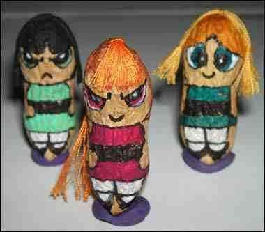 Painted Peanuts