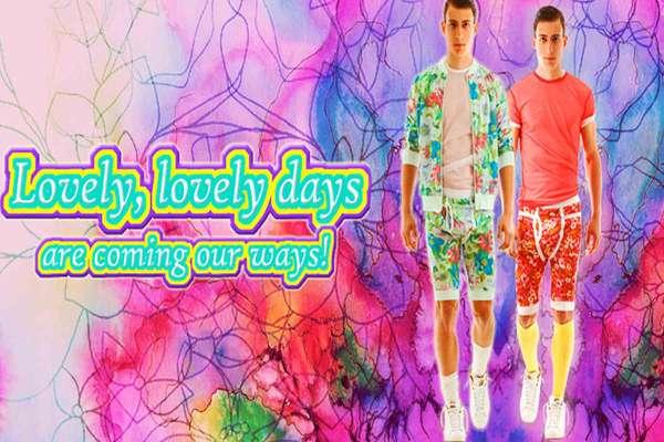 Fashion-Conscious Floral Fundies
