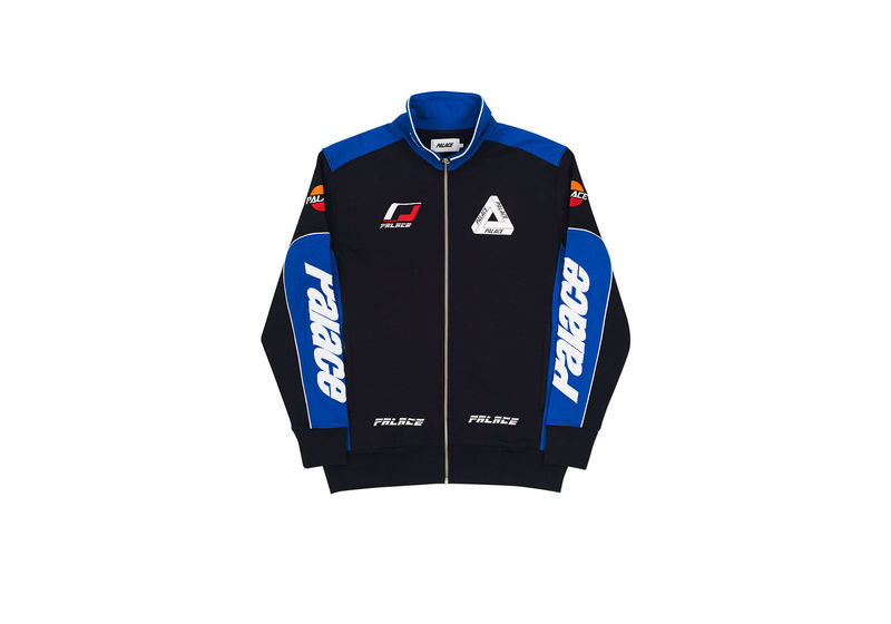 Auto Sport-Inspired Tracksuits