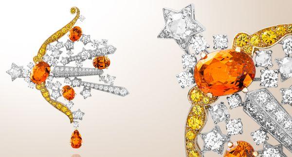 Luxe Astro-Inspired Jewelry