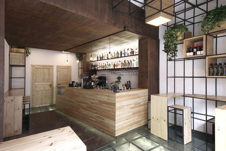 Intimate Lounge Bars
