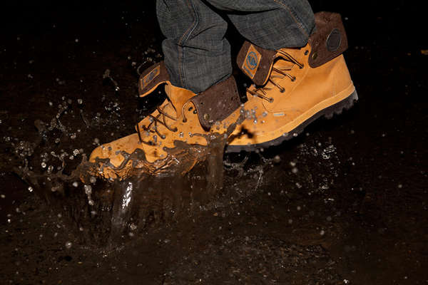 Rugged Water-Resistant Boots