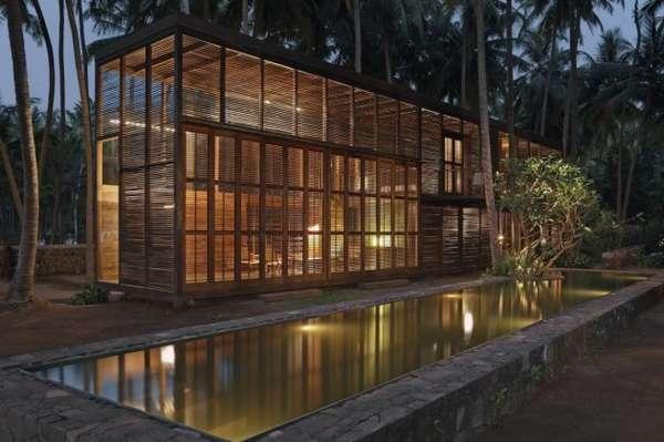 Nature-Focused Getaway Homes