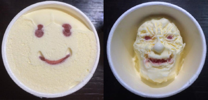 Terrifying Japanese Desserts