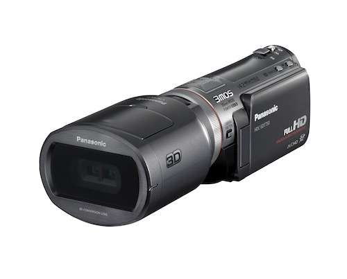 3D Camcorder Attachments