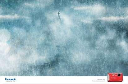 Weather-Proof Camera Ads
