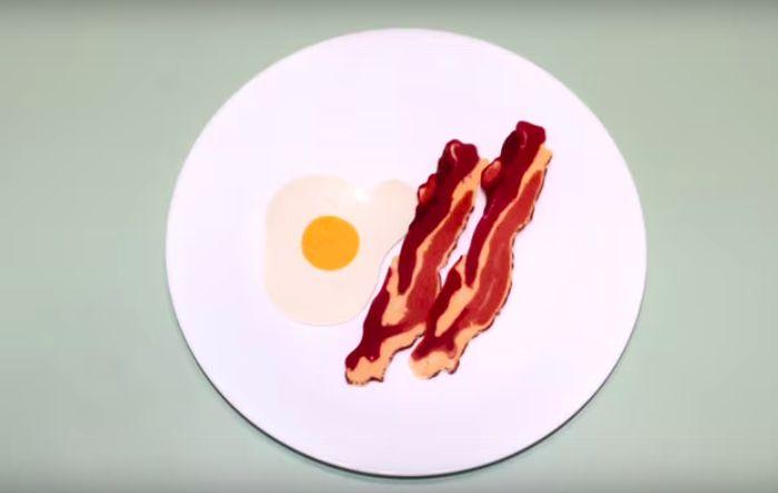 Breakfast Food Pancake Designs