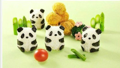 panda inspired bento accessories panda bento box. Black Bedroom Furniture Sets. Home Design Ideas