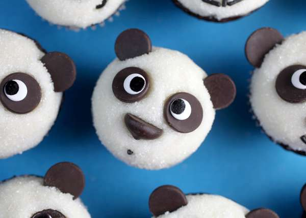Expressive Animal Confections