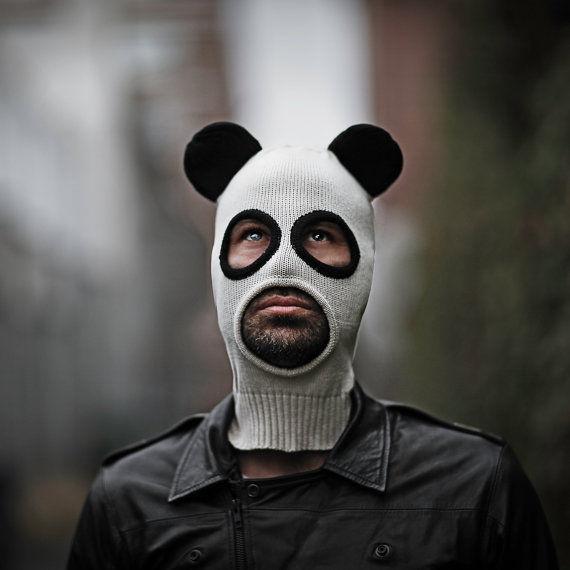 Adorable Panda Face Beanies