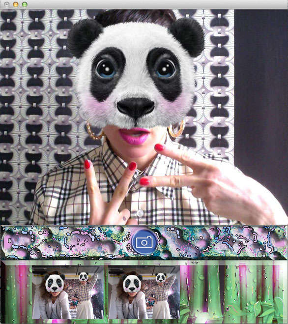 Panda Photobooth Applications