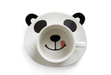 Beaming Bear Teacups
