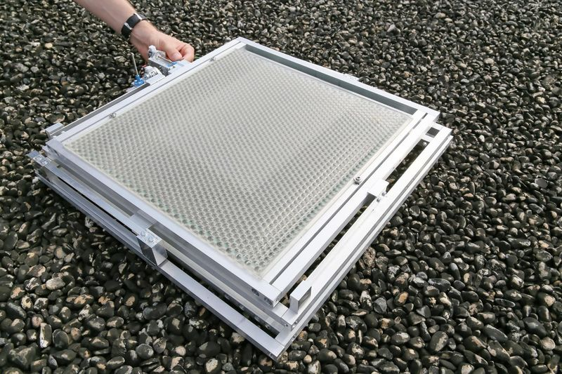 Efficiency Boosting Solar Panel Covers Panel Cover