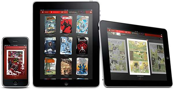 Panelfly Comic Book Reader