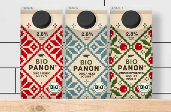 Panon Dairy Packaging