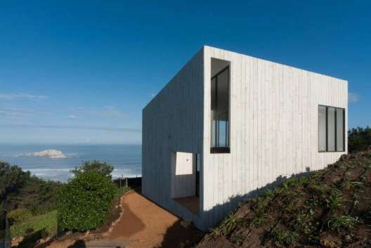 Cubic Cliffside Shacks