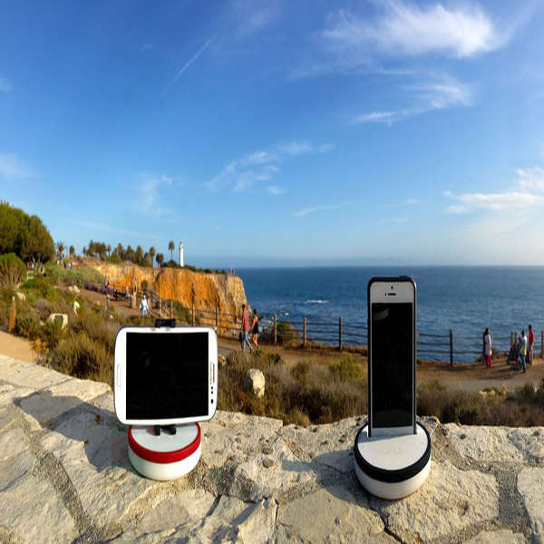 Panoramic Smartphone Devices