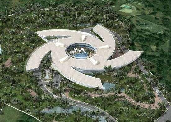 Ninja Star Architecture