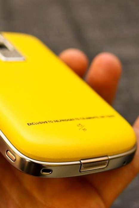 Canary Yellow Phones