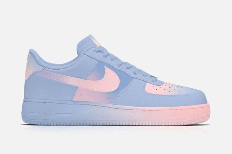 Iconic Pastel Sneakers
