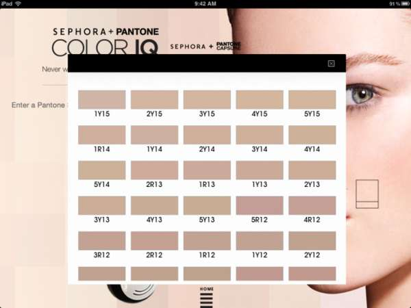 Pantone Color IQ