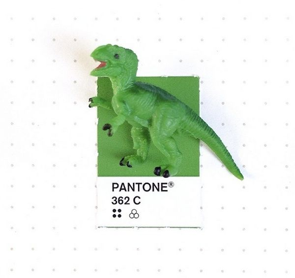 Playful Paint Chip Pairings