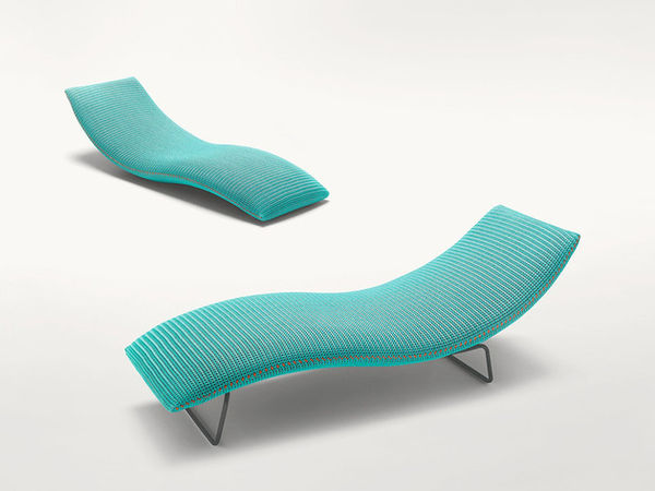 Colorfully Fluid Furniture