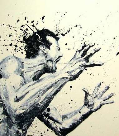 Fervent Finger Paintings