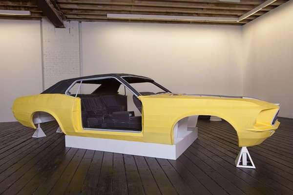 Paperweight Auto Art