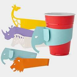 Safari Cup Sleeves