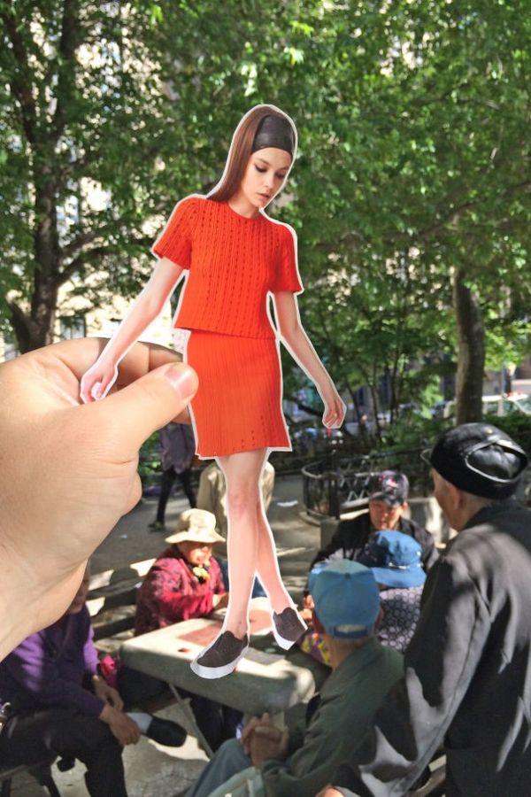 Paper Doll Lookbooks