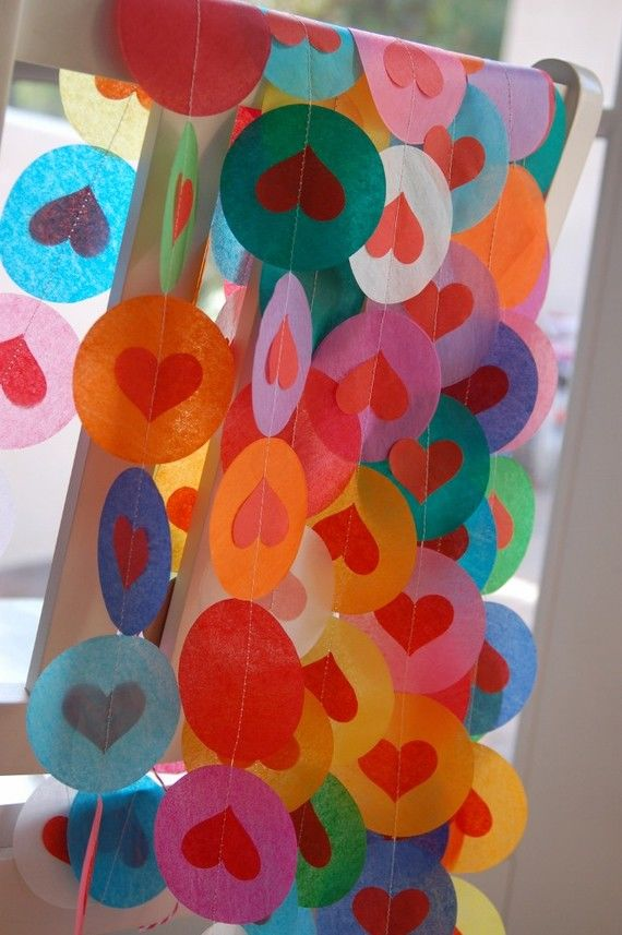 Paper Garland Decor