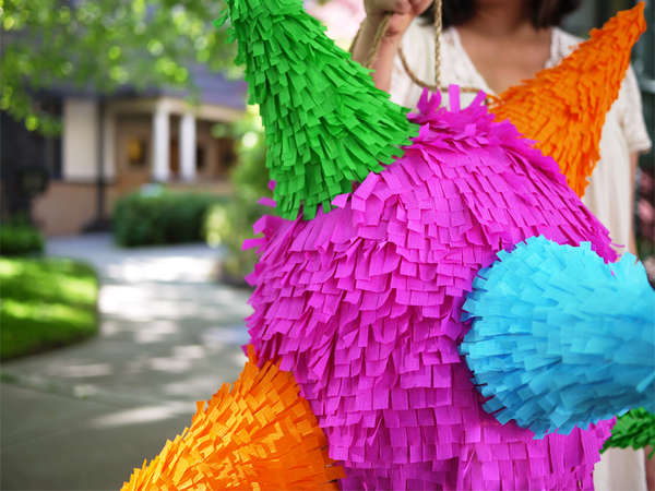 DIY Paper Mache Pinatas