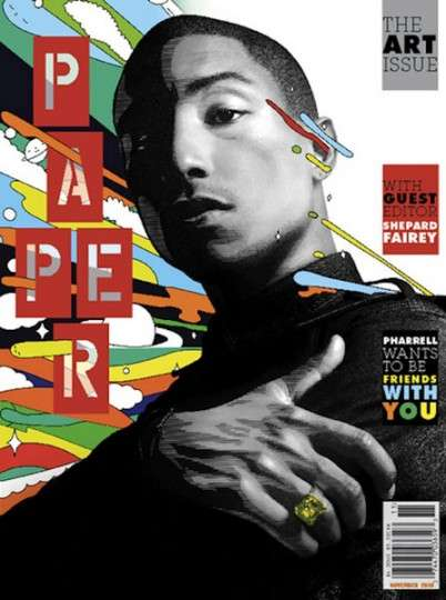 Paper Magazine November 2010