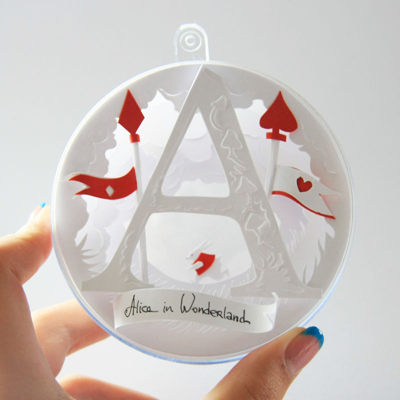 Holiday Fairy-Tale Baubles