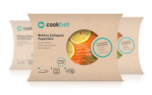 Grecian Paper Seafood Packaging