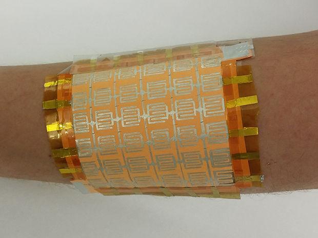 Sensory Paper Skins