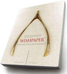 Paper Wishbones
