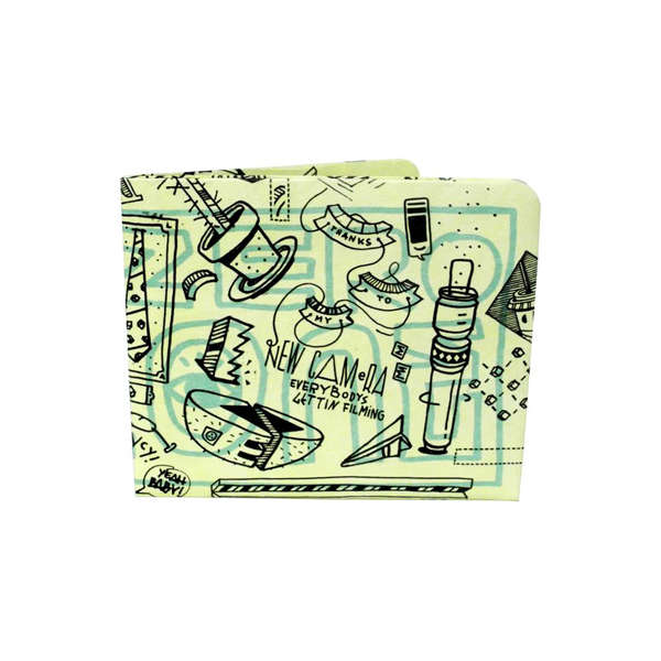 Fashionably Foldable Wallets