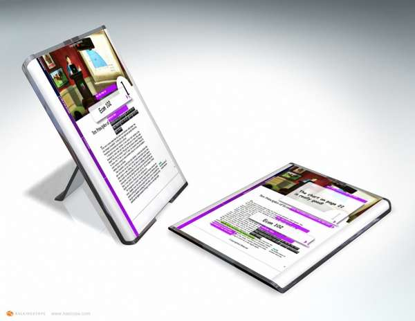Collaborative E-Readers