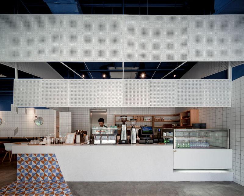 Minimalist Student-Friendly Cafés